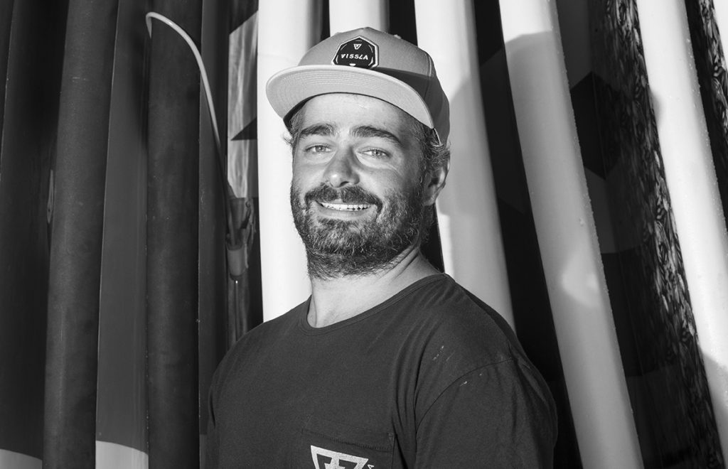 Alejo Bombarely - Co-founder of Homies Surf & Skate.