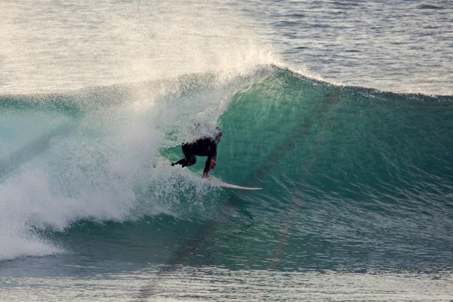 Angel monitor - Homies Surfcamp Cadiz 1